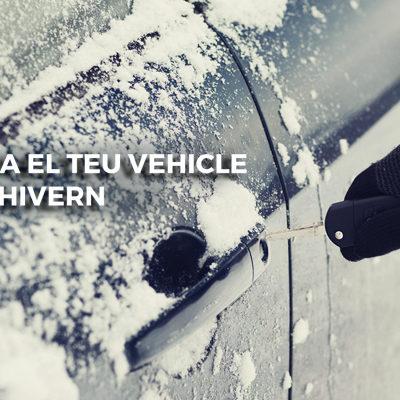 """Consells Per A Allargar La Vida Del Teu Cotxe I Que No Et Deixi """"tirat"""" A L'hivern"""